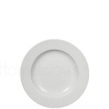 Πιάτο Βαθύ SEMELI 1292 [Φ22,5 cm] Πορσελάνη Λευκό Apulum