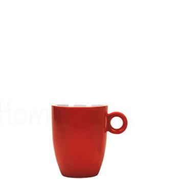 Κούπα 482 37,5 cl Πορσελάνη Κόκκινο|Apulum