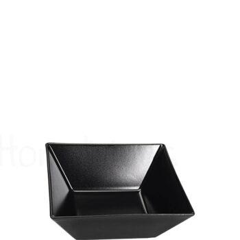 Μπολ Σαλάτας STONE [22x22 cm] Stoneware Μαύρο|Elite