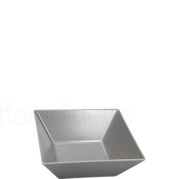 Μπολ Σαλάτας STONE [22x22 cm] Stoneware Γκρί|Elite
