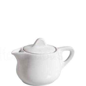 Τσαγιέρα 687 67 cl Πορσελάνη Λευκό|Apulum