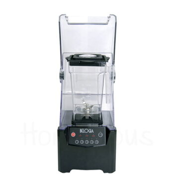 Blender Ηλ BL-6MC 800 W Μαύρο|Belogia