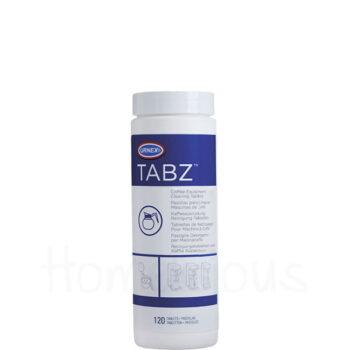 Ταμπλέτες Καθαρισμού Μηχανών Καφέ Φίλτρου TABZ (120 Τεμ)  Urnex