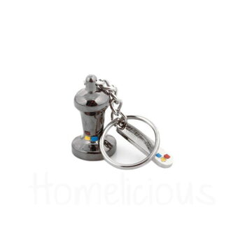 Μπρελόκ KRT 1 520 Tamper Αλουμίνιο Ασημί|Belogia