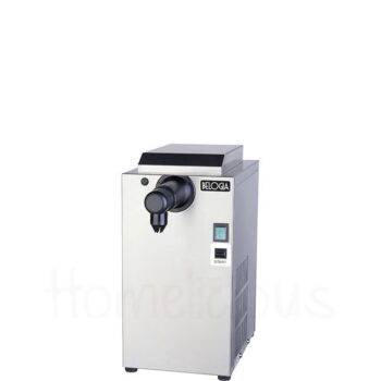 Μηχανή Αφρογάλακτος Ηλ CMF 15 620 W Ασημί Belogia
