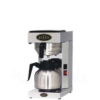 Μηχανή Φίλτρου Ηλ OFFICE Thermos 2200 W Ασημί Coffee Queen