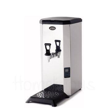 Βραστήρας Νερού Ηλ HVA 2200 W Ασημί|Coffee Queen