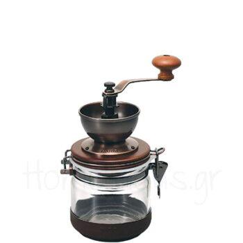 Μύλος Καφέ CANISTER 120 gr Γυαλί Καφέ|Hario