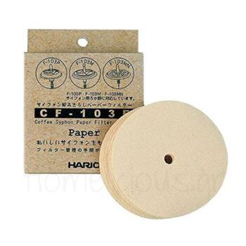Φίλτρο Syphon (100 Τεμ) Χαρτί Καφέ|Hario