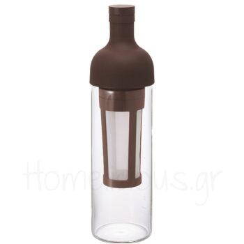Filter Bottle COFFEE 750 ml Γυαλί Καφέ Σκούρο|Hario