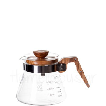 Server V60 OLIVE 600 ml Ξύλο Καφέ|Hario