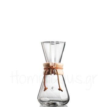 Drip Decanter 3 Cups Γυαλί Διάφανο|Chemex