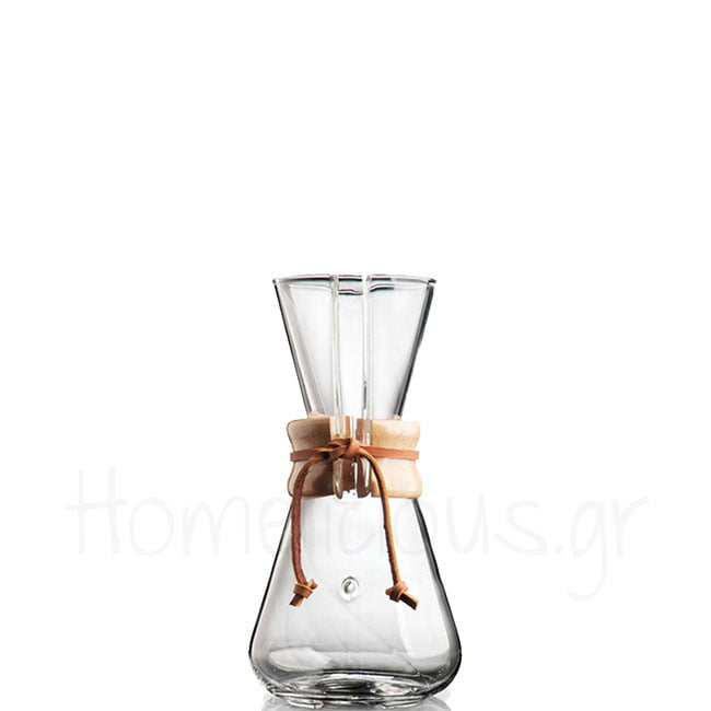 Drip Decanter 3 Cups Γυαλί Διάφανο Chemex