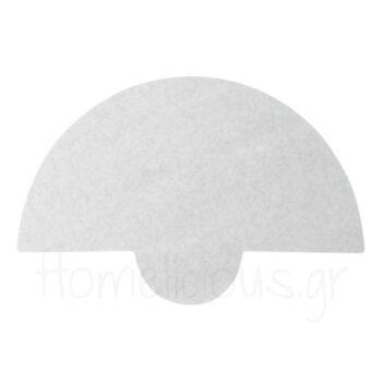 Φίλτρο (100 Τεμ) 3 Cups Χαρτί Λευκό|Chemex