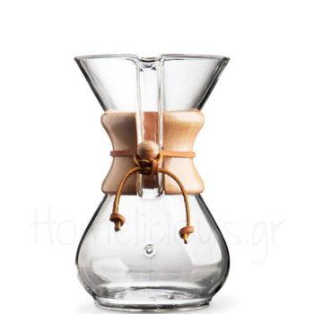 Drip Decanter 6 Cups Γυαλί Διάφανο|Chemex