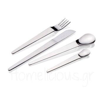 Μαχαίρι Φαγητού INGA 24 cm Inox Ασημί|Herdmar