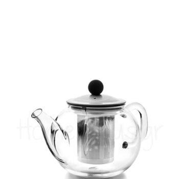 Τσαγιέρα AGUA 350 ml Γυαλί Διάφανο|Ibili