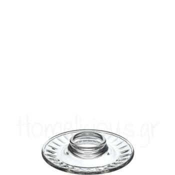 Κηροπήγιο PERIGORD [12,4 cm] Γυαλί Διάφανο|La Rochere
