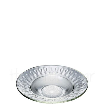 Πιάτο Βαθύ LYONNAIS [Φ24 cm] Γυαλί Διάφανο|La Rochere
