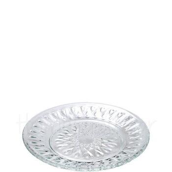 Πιάτο Ρηχό LYONNAIS [Φ21 cm] Γυαλί Διάφανο|La Rochere