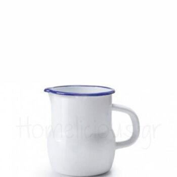 Κανάτα BLANCA 750 ml Εμαγιέ Λευκό|Ibili
