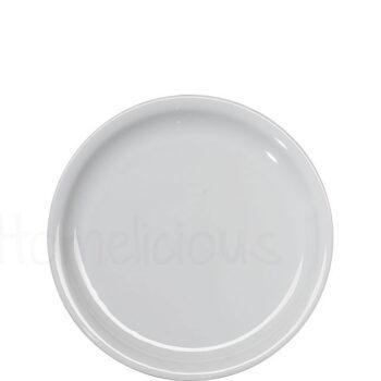 Πιάτο Ρηχό VIENNA 1254 [Φ26 cm] Πορσελάνη Λευκό|Apulum