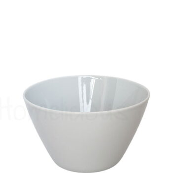 Μπολ Σαλάτας 121 [Φ15,5 cm] Πορσελάνη Λευκό|AXA