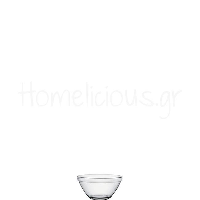 Μπολ POMPEI [Φ8 cm] 100 ml Γυαλί Διάφανο Bormioli Rocco