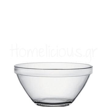 Μπολ POMPEI [Φ26 cm] 3,65 lt Γυαλί Διάφανο|Bormioli Rocco