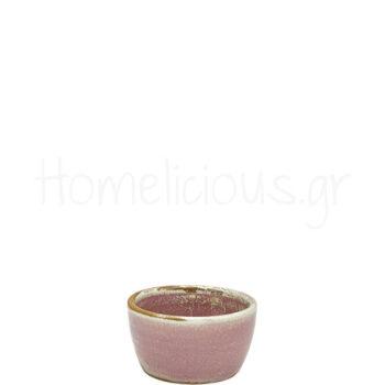 Μπολ Ramekin TERRA Rose [Φ7,8|4,3 cm] Πορσελάνη|GenWare